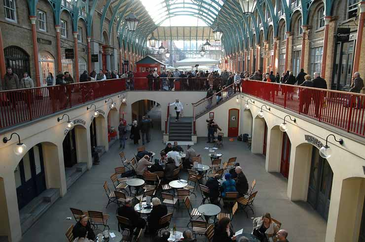 Winkelen Londen